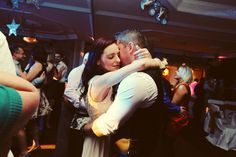 Cwtch of the Week: Guests at Sam & Ben's wedding, shot by Maria Farrelly (www.mariafarrelly.com)
