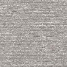 Grey bricks wall texture Free Vector