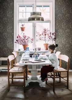 19 Stylish Scandinavian Home Offices That Will Make Your More Efficient – Home Decoration Scandinavian Interior, Home Interior, Interior Decorating, Inspiration Design, Home Decor Inspiration, Deco Boheme, Ideas Hogar, Of Wallpaper, Interiores Design