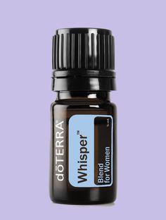 Whisper (Samenstelling voor vrouwen) - essentiële olie dōTERRA - www.livingessential.nl