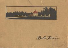 Belle Terre : Home Of The Belle Terre Club, Port Jefferson, Long Island / [Belle Terre Estates, Inc.]. n.p.: [s.l. : s.n., 19--] (New York : Walter Binner), 1900 (Special Collections, Stony Brook University Libraries, F129.P815 B45).