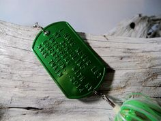 Personalized Graduation Gift For Men Groomsman by Luregasmic Mens Valentines Day Gifts, Graduation Gifts For Guys, Personalized Graduation Gifts, Wedding Favors For Men, Wedding Gifts For Groomsmen, Science And Nature, Fishing Lures, Dog Tag Necklace, Gifts For Women