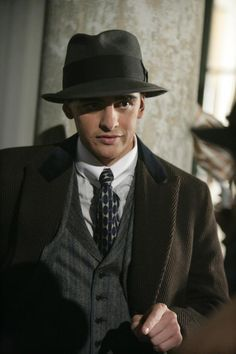 boardwalk empire fashions | ... Lucky Luciano – Boardwalk Empire 1920s men's style | The Monsieur