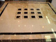 decorative marble flooring patterns | marbles floor designs