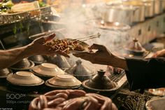 Skewers (Yigal Zemah / tel aviv / Israel) #Canon EOS 6D #food #photo #delicious