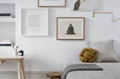 Home Decor For Small Spaces A Perfectly Styled Stockholm Apartment in a Warm Neutral Palette.Home Decor For Small Spaces A Perfectly Styled Stockholm Apartment in a Warm Neutral Palette Small Apartments, Small Spaces, Home Interior, Interior Design, Stockholm Apartment, Warm Colour Palette, Neutral Palette, Minimal Bedroom, Guest Bedroom Decor
