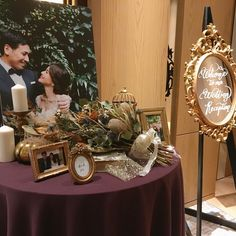 Space Wedding, Wedding Table, Diy Wedding, Wedding Venues, Dream Wedding, Wedding Registration Table, Photo Album Display, Wedding Welcome Board, Wedding Centerpieces