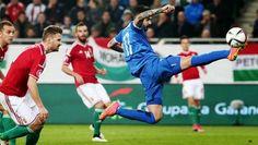 Η.W.N.: Ουγγαρία - Ελλάδα 0-0