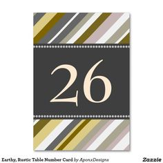 Find your Gray table numbers on Zazzle. Rustic Table Numbers, Grey Table, Earthy, Finding Yourself, Card Holder, Cards, Nice, Design, Rolodex