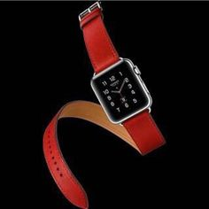 Ready Hermes Apple Watch Doubletour 38mm Capucine 22.5 #sub #applewatch #applehermeswatch #hermesapplewatch by authentic.quinn