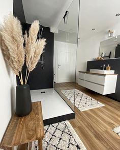 Interior Design Living Room, Living Room Decor, Bedroom Decor, Bad Inspiration, Bathroom Inspiration, Pinterest Room Decor, Interior Exterior, Cozy House, Home And Living