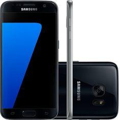 "Samsung Galaxy S7 Android 6.0 Tela 5.1"" 32GB 4G Câmera 12MP << R$ 149512 >>"