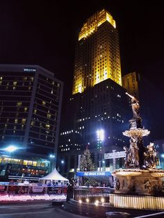 Fountain Square, Cincinnati