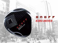 "ONOFF 2015 Kuro Driver ""Thinnest Crown Yet"""