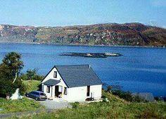 MacGregor Cottage - Ord , Isle of Skye