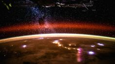 Using footage from NASA's Johnson Space Center, filmmaker Fede Castro creates a captivating time-lapse video of Earth from space.