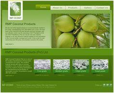 RMP Coconut on Behance
