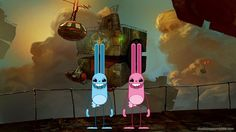 doublehappyrabbits.com Happy Art, Lava Lamp, Table Lamp, Lighting, Home Decor, Table Lamps, Decoration Home, Room Decor, Lights