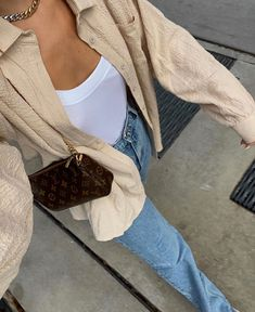Mode Outfits, Fashion Outfits, Womens Fashion, Travel Outfits, Jeans Fashion, Fashion Trends, Looks Pinterest, Mode Ootd, Look Girl