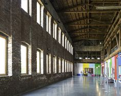 In photos: Historic NYC buildings are transformed through adaptive reuse - Curbed NYclockmenumore-arrow : As part of Archtober, a new exhibit looks at the history of adaptive reuse in NYC