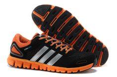 Adidas Climacool CC Modulate M Black Orange Silver