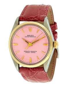 Rolex Women's 'Oyster Perpetual' Watch.