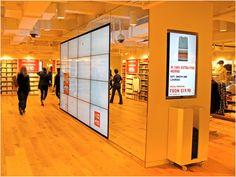 Uniqlo_Digital Signage & Display New York
