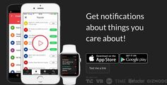 I can highly recommend the app Hooks | Svartling Network