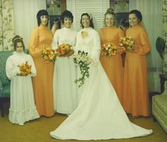 1000 images about a bridesmaids vintage in color on for Wedding dresses lowell ma