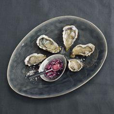 À La Maison van ASA Selection is een prachtig servies met organische vormen. #organic #foodinspiration