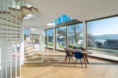 Exclusive modern house in Zurich by Evolution Design