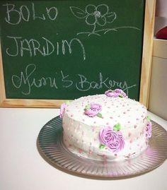 Bolo Jardim | Garden Cake