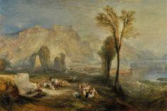 Turner's golden landscape and other auction highlights http://lnk.al/4GqR #artnews