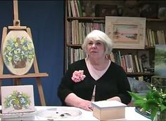 Yahoo! Video Detail for Decorative Painting: a free Learning with Ros Stallcup