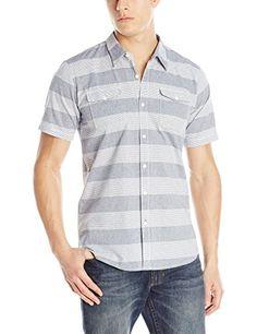 Burnside Men's Smashed Woven Shirt, White, Medium Burnside http://www.amazon.com/dp/B00TBC83ZW/ref=cm_sw_r_pi_dp_V4Sivb0GW3QR6