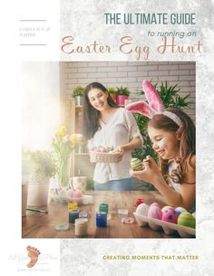 The ultimate guide to running an Easter egg Hunt. Find out how atgrandmasplace.com