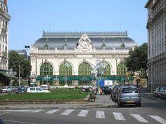 Ancienne Gare des Brotteaux - Lyon