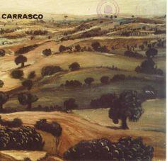 Óleos del conquense Ulpiano Carrasco en la Caja de Ahorros de Cuenca y Ciudad Real Octubre 1987 #CajaAhorrosCuenca #Cuenca #UlpianoCarrasco