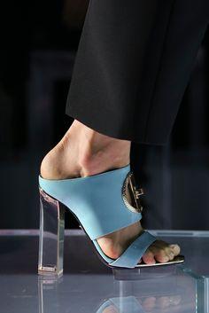Versace / Donatella Versace // SS15 / RTW // MFW // Ph: Gianni Pucci // Ft: Lindsey Wixson