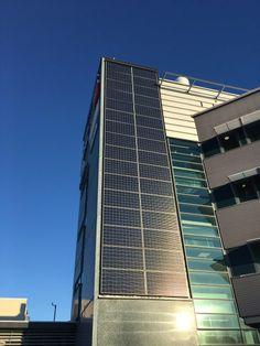Aurinkoenergiaa ja ekotehokkaat tilat - LEED-ympäristösertifikaatti Oulun Peltolan kampukselle | Technopolis