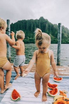 Secret Island - Barefoot Blonde by Amber Fillerup Clark cute kids Barefoot Blonde, Baby Kind, Baby Baby, Twin Baby Girls, Future Baby, Future Daughter, Baby Fever, Baby Pictures, Children Pictures