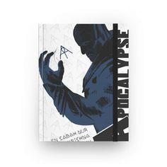 Conheça o caderno Hora do Apocalypse na nossa loja. www.loja.saladadecinema.com.br