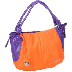 Clemson Tigers Women's Academic Handbag - $76.99