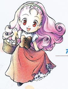 Ranch Story Forums > Harvest Moon Art Book Official Scan Topic