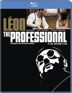 Leon: The Professional on Blu-ray from Sony Pictures Home Entertainment. Directed by Luc Besson. Staring Jean Reno, Gary Oldman, Natalie Portman and Elizabeth Regen. More Action, Cult Film / TV and Blu-ray DVDs available @ DVD Empire. Jean Reno, Natalie Portman The Professional, The Professional Movie, Gary Oldman, Movie List, Movie Tv, She Wants Revenge, Danny Aiello, Luc Besson