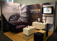 "Miazno exhibition stand | IRF 2012 | XZIBIT by XZIBIT`S ""EYE LOVE CANDY"" PORTFOLIO, via Flickr"
