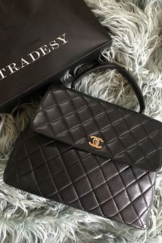 696188897e6d1f Chanel Bag 💼 on Point ♥ 😍 #Chanelhandbags Taschen, Vintage Chanel Tasche,