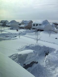 Blizzard in Buffalo November 2014