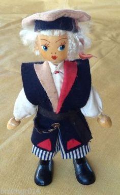 Vintage-Wooden-Peg-Doll-Sailor-Boy-in-Full-Costume-Poland