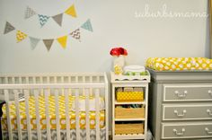 nursery in master bedroom, sharing room with baby,